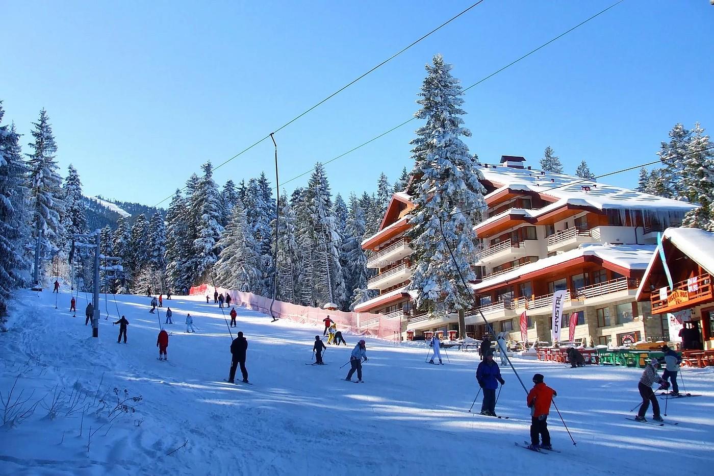 Телец онлайн лыжный курорт в болгарии банско бане давно раскрученная