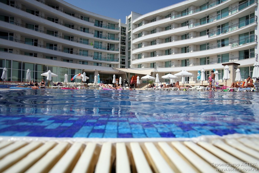 Festa panorama 4 болгария несебр солнечный берег